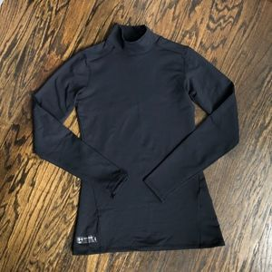 NEW! Under Armour Cold Gear Tactical Mockneck Top